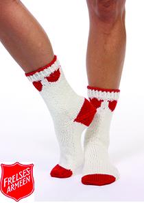Sokker som varmer