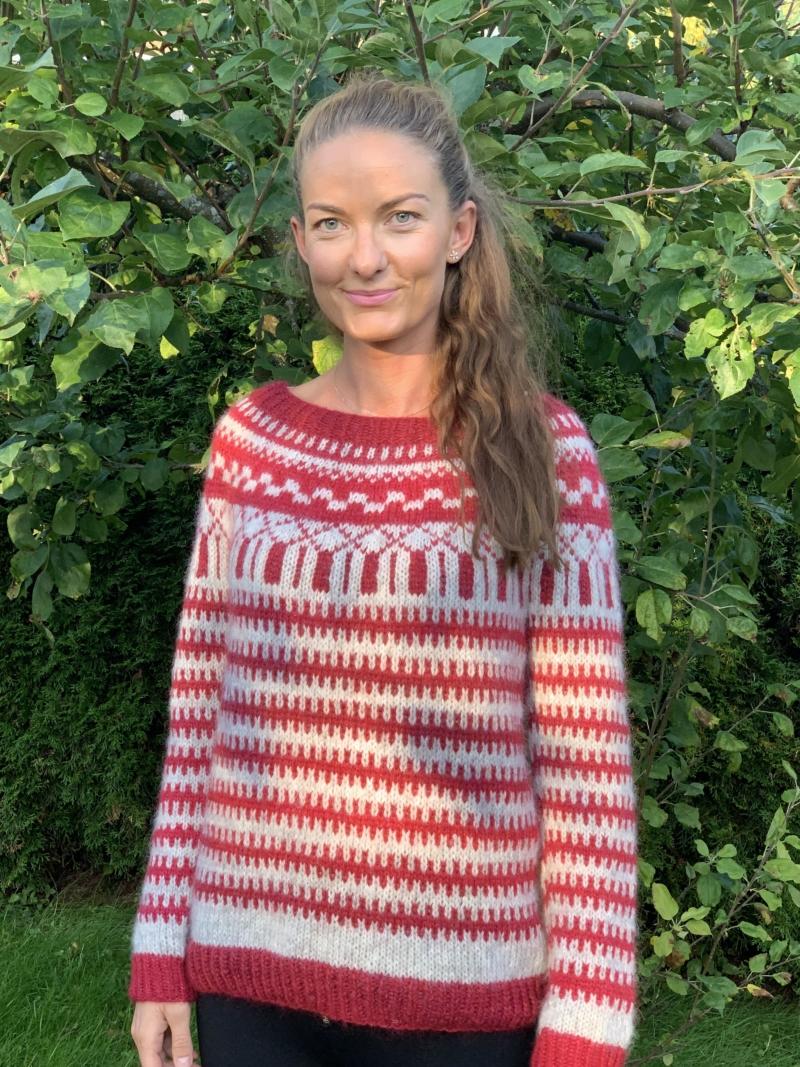 Isabel Marant inspirert genser – Andre Boller AS