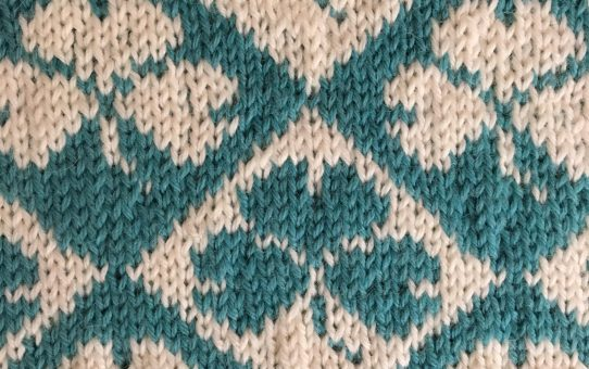 Trekløver-genser