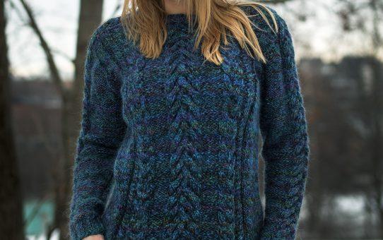 Multifarget genser med fletter